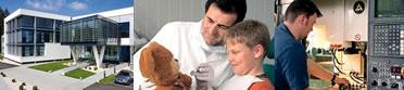 W&H Dentalwerk Burmoos社について