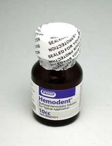 ヘモデント液