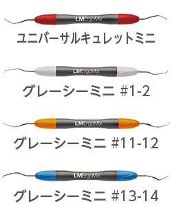 LMエルゴミックス(インプラント用チタン製)